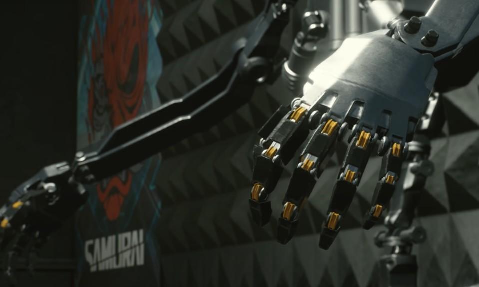 Cyberpunk 2077 Melee build gorilla arms build - display