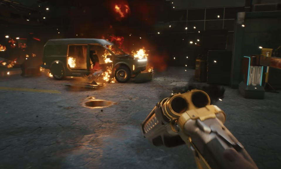 Cyberpunk 2077 Shotgun Build - Featured Image