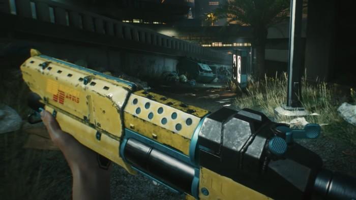Cyberpunk 2077 Shotgun Build - Shotgun