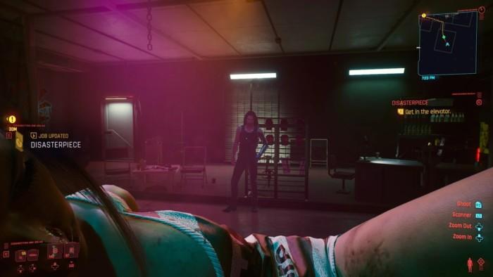 Cyberpunk 2077 Disasterpiece Walkthrough - Climax