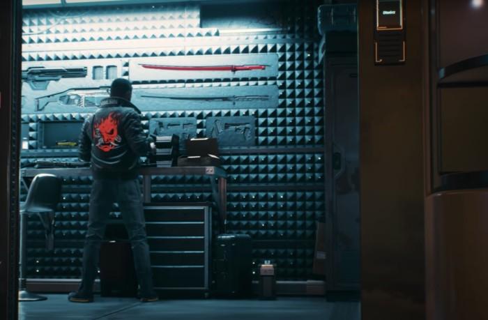 Cyberpunk 2077 Tech Build - Weapons