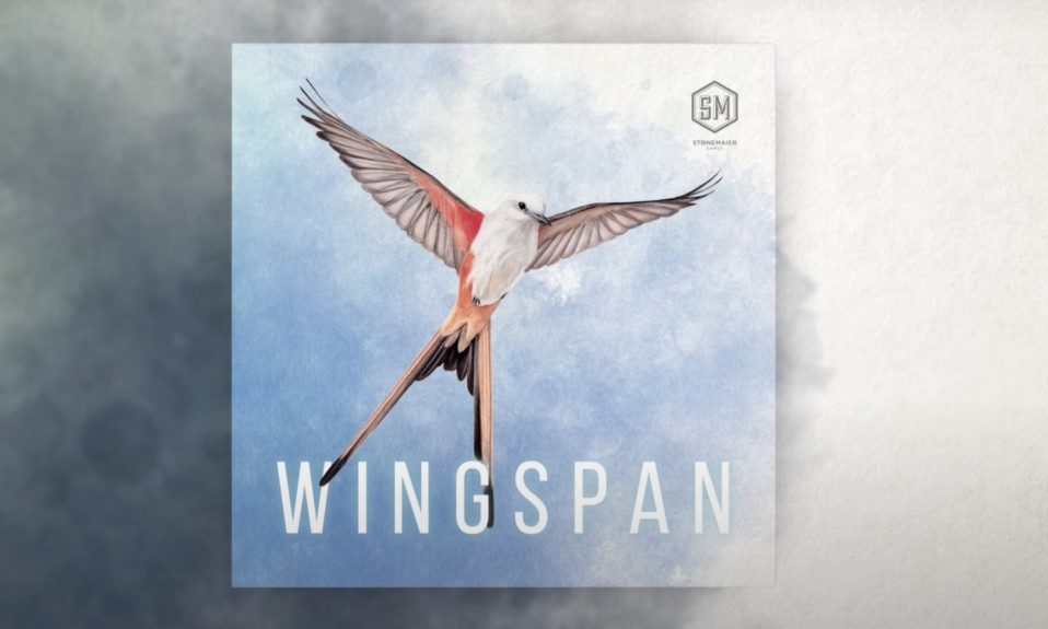 How to Play Wingspan Board Game - Wingspan Cover Art