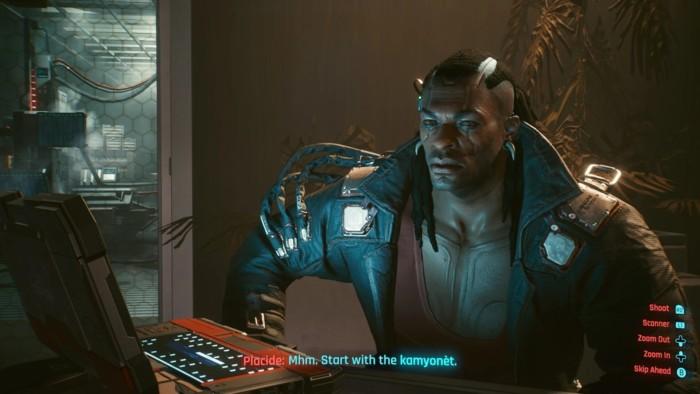Placide Cyberpunk 2077 - Map Tann Pelen Walkthrough 2