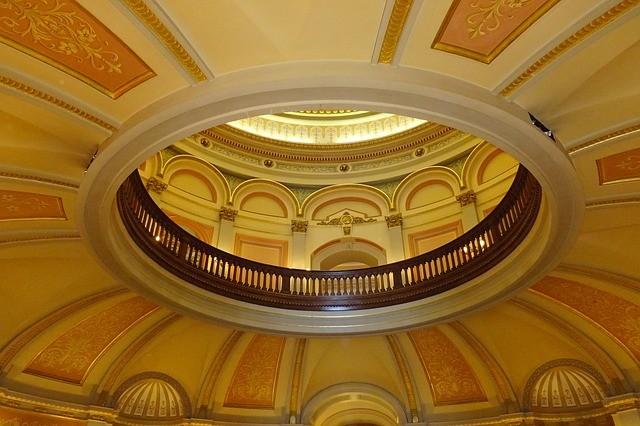 How Many Signatures Needed to Recall Gavin - Capitol Interior